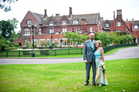 Joanie & Dave - Sprowston Manor Norwich